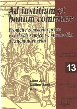 Ad iustitiam et bonum commune cena od 126 Kč