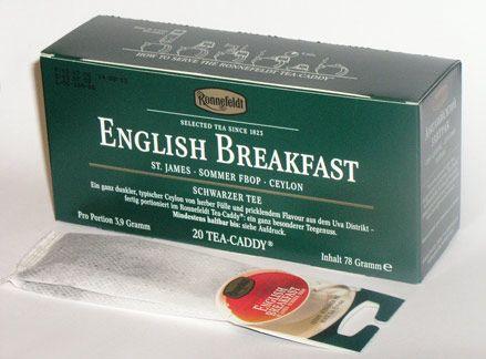 Ronnefeldt English Breakfast Tea-Caddy cena od 309 Kč