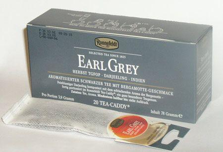 Ronnefeldt Earl Grey Tea-Caddy cena od 309 Kč