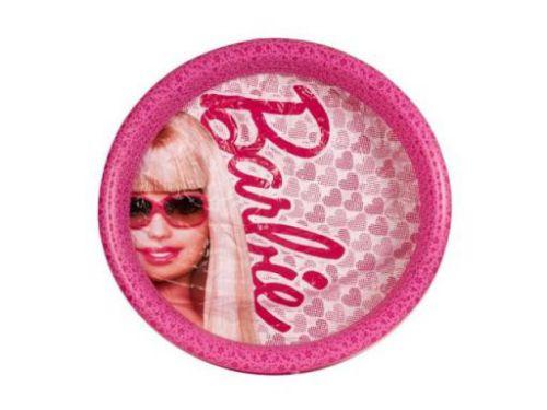 Alltoys Nafukovací bazén se 3 kruhy Barbie