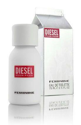 DIESEL Plus Plus Feminine 75 ml