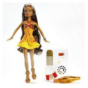 MATTEL Barbie My Scene: New Bling Westley cena od 0 Kč - Srovname.cz