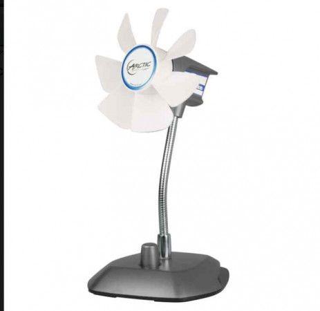 Arctic Cooling Breeze PRO USB fan s USB hubem
