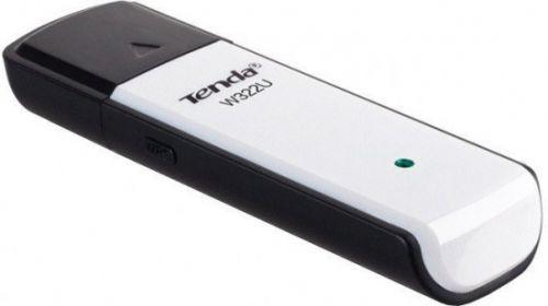 TENDA W302U WiFi-N 300 USB Adapter, 2x Int. Ant.