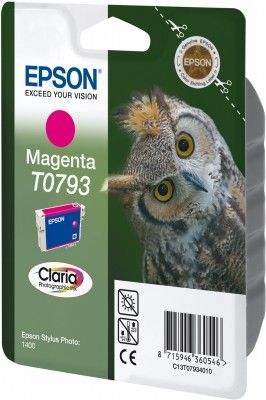 EPSON Ink SP1400 magenta T0793