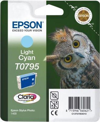 EPSON Ink SP1400 light cyan T0795