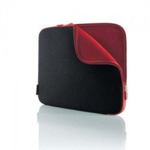 BELKIN Neoprene Sleeve pro Notebook up to 17', černá/červená