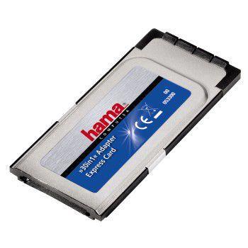 HAMA 53300, PCMCIA ExpressCard 32 bit, 30 v 1