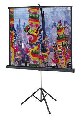 Da-Lite Versatol MW 127x127 cm stativové plátno