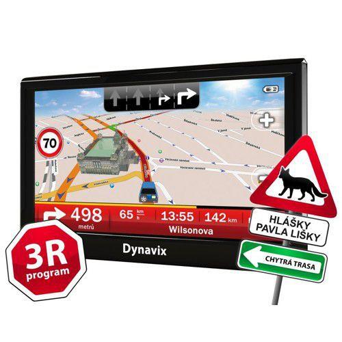 DYNAVIX Navigace Dynavix Tera TIR Evropa 3R TMC