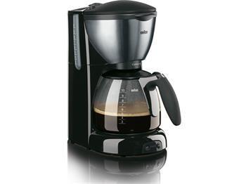 BRAUN CafeHouse PurAroma DeLuxe KF 570 cena od 1592 Kč