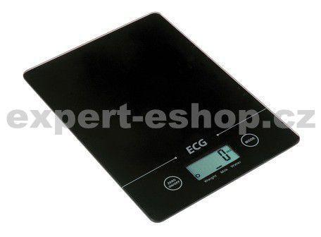 ECG KV 117 SLIM černá cena od 370 Kč