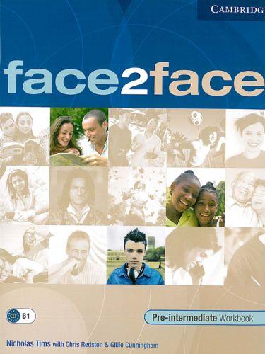 Cambridge university press Face2face pre-intermediate Workbook cena od 315 Kč