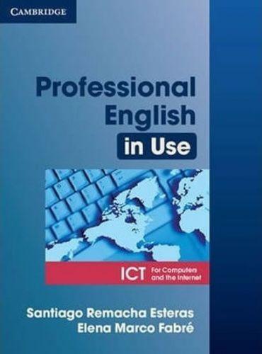 Cambridge Professional English in Use cena od 428 Kč
