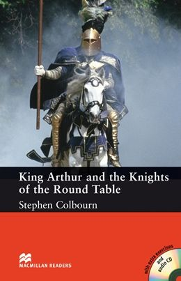 Colbourn Stephen: King Arthur T. Pack w. gratis CD cena od 228 Kč