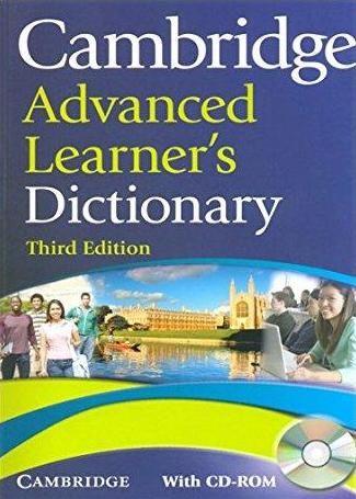Cambridge university press Cambridge Advanced Learner´s Dictionary +CD cena od 561 Kč