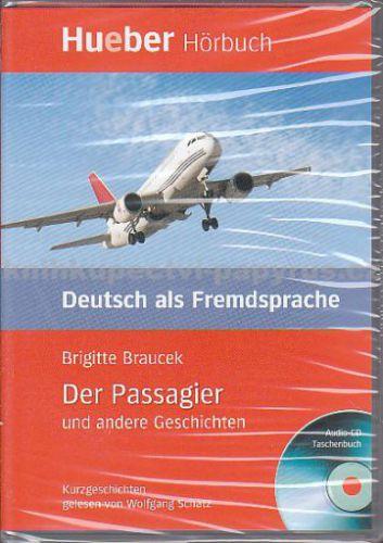 Braucek Brigitte: Der Passagier u.a., Paket cena od 176 Kč