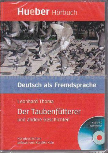 Thoma Leonhard: Der Taubenfütterer, Paket cena od 172 Kč