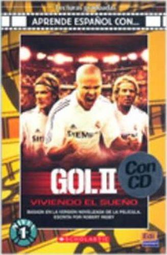 Gol II+CD cena od 172 Kč