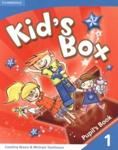 Cambridge university press Kid's Box Pupil's Book 1 cena od 340 Kč