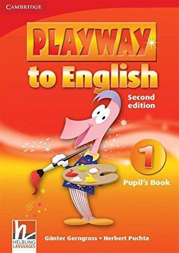Cambridge university press Playway to English 1 Pupil's Book cena od 340 Kč