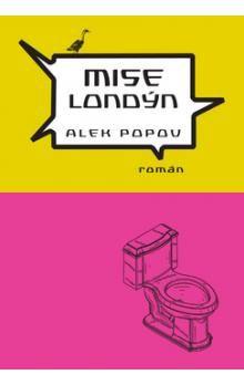 Alek Popov: Mise Londýn cena od 160 Kč