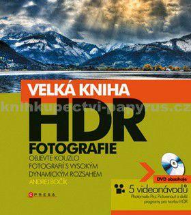 Andrej Bočík: Velká kniha HDR fotografie cena od 390 Kč