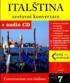 INFOA Italština cestovní konverzace cena od 188 Kč