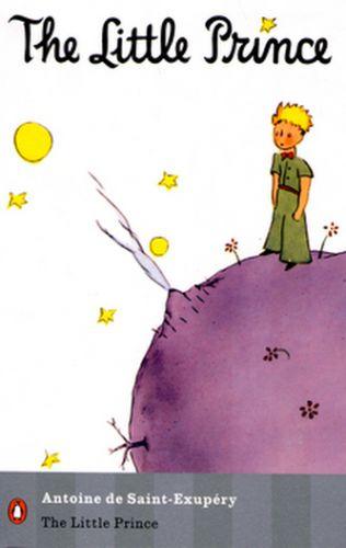 Mega Books International The little prince cena od 207 Kč