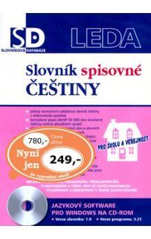 Kolektiv: Slovník spisovné češtiny (CD-ROM) cena od 562 Kč