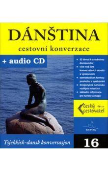 Kolektiv autorů: Dánština cestovní konverzace + CD cena od 249 Kč