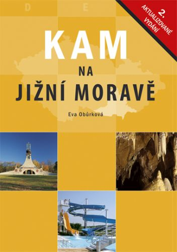 Eva Obůrková: KAM na jižní Moravě cena od 239 Kč