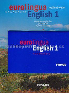 Kolektiv: eurolingua English 1 - učebnice /rozšířené vydání/ cena od 245 Kč