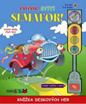 REBO Productions Pozor, svítí semafor! cena od 159 Kč