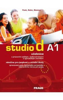 Kolektiv autorů: Studio d A1 cena od 294 Kč