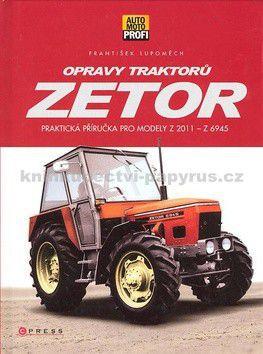 COMPUTER PRESS Opravy traktorů Zetor cena od 249 Kč