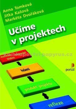 Anna Tomková: Učíme v projektech cena od 0 Kč