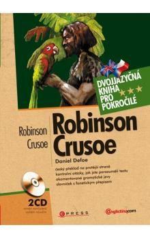 Daniel Defoe: Robinson Crusoe cena od 261 Kč