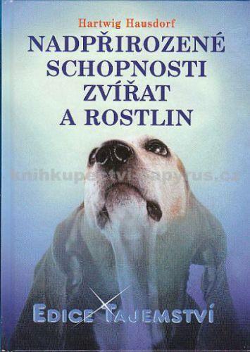 DIALOG Nadpřirozené schopnosti zvířat a rostlin, Hausdorf H. cena od 189 Kč