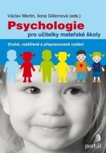 Ilona Gillernová: Psychologie pro učitelky mateřské školy cena od 349 Kč