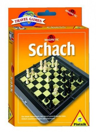 Piatnik: ŠACHY - cestovní magnetická hra