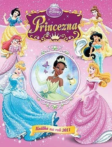 Princezna Knížka na rok 2011 cena od 111 Kč