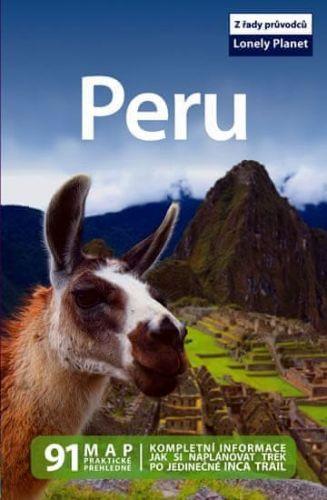 Peru - Lonely Planet cena od 380 Kč