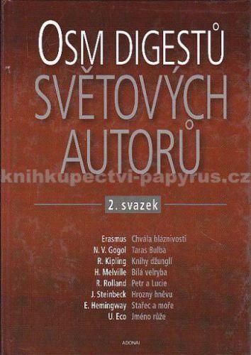 ADONAI Osm digestů světových autorů 2.svazek cena od 86 Kč