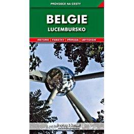 Freytag-Berndt Belgie, Lucembursko průvodce na cesty cena od 217 Kč