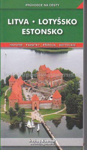 Freytag-Berndt Litva, Lotyšsko, Estonsko průvodce na cesty cena od 383 Kč