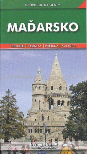 Indra Bořivoj: Maďarsko Průvodce na cesty cena od 249 Kč