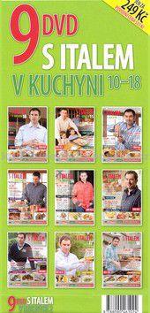 Emanuele Ridi: DVD S Italem v kuchyni 9 DVD Sada 10-18 cena od 0 Kč