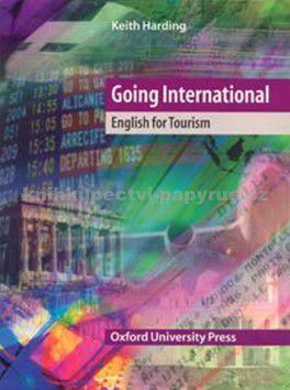 Oxford University Press Going International Student's Book cena od 554 Kč