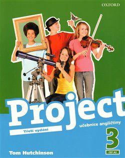 Tom Hutchinson: Project the Third Edition 3 Student´s Book CZ cena od 266 Kč